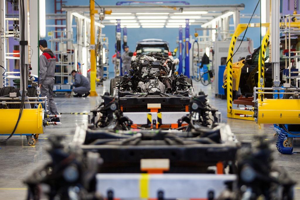 生産工場設備の電気工事、将来はどうなるの?